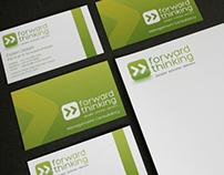 Forward Thinking identity 2011