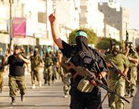 The al-Qassam brigade