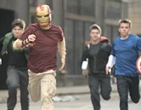 Avengers - Heroes Remixed