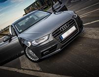 Photoshoot: Audi A4