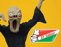 Personajes El Sabor