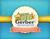 NESTLÉ GERBER | I Have A Gerber Baby Microsite