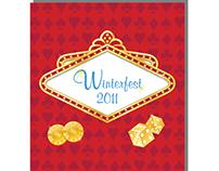 Agnes Irwin School Winterfest Invitation