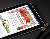 Cookie Nutrition - Facebook App