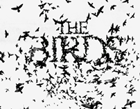 The Play 'The Birds' Poster