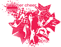 Summer cheer camp 2013.