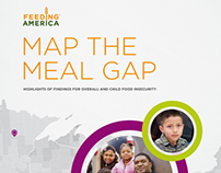 Feeding America: Map the Meal Gap 2013