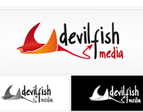 Devilfish Media - logo proposal