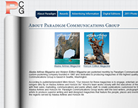 PCG Site Redesign