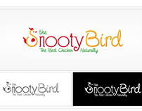 The Snooty Bird - logo proposal