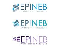 EpiNeb Logo | Anti-Seizure Nebulizer