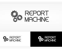 Report Machine - logo proposal