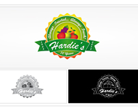 Hardies 70th Anniversary - logo proposal