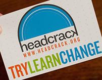 Headcrack.org Postcard