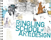 Ringling School of Art + Design Admissions Package