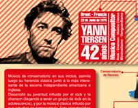 Yann Tiersen: Infografia 2013