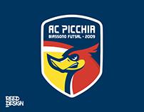 A.C. Picchia Futsal - 2018 Rebranding