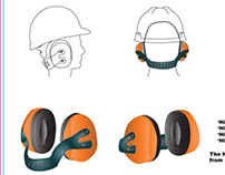 Ear Defenders Concept
