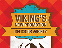 Viking's New Promotion