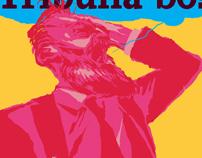 posters for tribuna newspaper