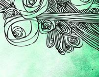 Illustrations for Garnier app