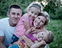 Jessy et famille - 2013