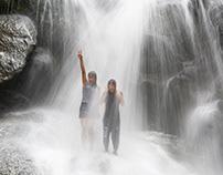 Waterfall Series in Nepal