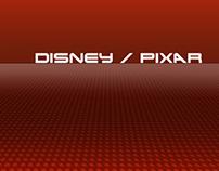 Disney/Pixar Contract work