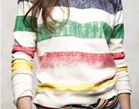 Hudson's Bay Signature x SHARED Collaboration SS12