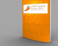 UA&P Tambuli Awards 2013 Souvenir Programme