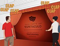 Ação - Teatro Macunaíma