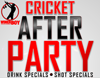 ALL OUT- CPL AFTER PARTIES