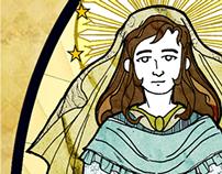 CHARACTER DESIGN SERIES: Roman Catholic Saints