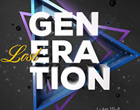 Lost Generation Cd Cover