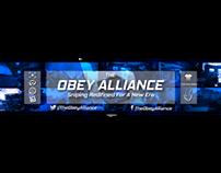 Obey Alliance Banner