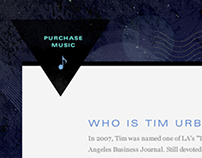 Tim Urban, Composer