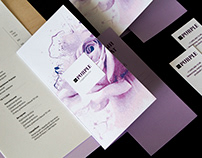 Logo, identity and photos for beauty salon