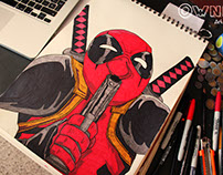 Fan Art Dead Pool