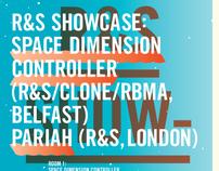R&S Showcase: Space Dimension Controller & Pariah