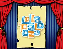 Lollapalooza Poster's