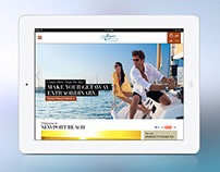 Newport Beach Responsive Website Redesign