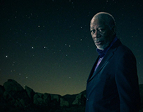 Going Through the Wormhole with Morgan Freeman