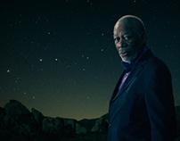 Going Through the Wormhole with Morgan Freeman