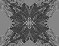 Palindrome fractals