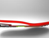 Diseño de suela // Shoe sole Design