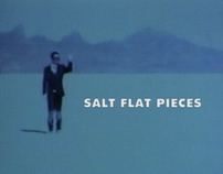 Salt Flat Pieces, The Foundry 1998
