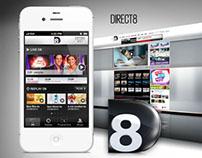 Direct8 iPhone App