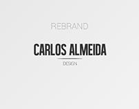 Rebrand Carlos Almeida Design