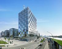 Mercedes Benz Sales Center, Berlin