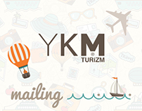 E-mail Marketing - YKM Turizm
